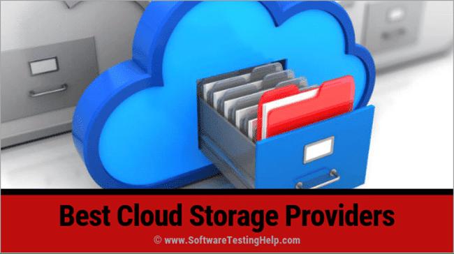 Best Cloud Storage Providers