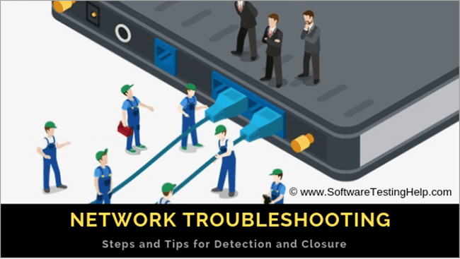 Basic Network Troubleshooting Steps And Tools