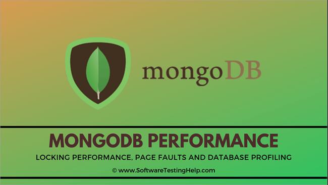 10. MONGODB PERFORMANCE