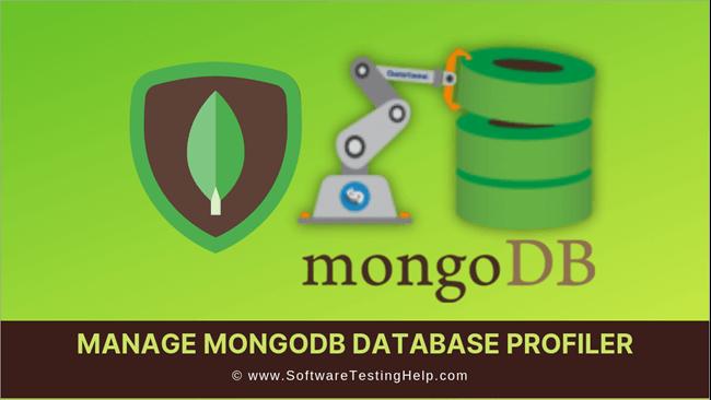 11. Manage Mongodb database profiler