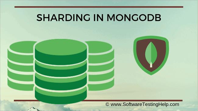 SHARDING IN MONGODB
