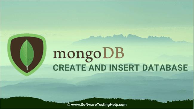 MongoDB Create Database Tutorial