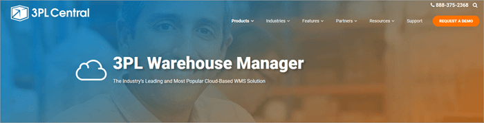 3PL Warehouse Manager