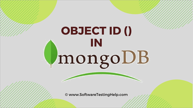 6. object id