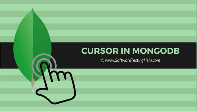 Cursor in MongoDB