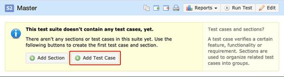 Add Test Case