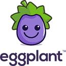 Eggplant new logo