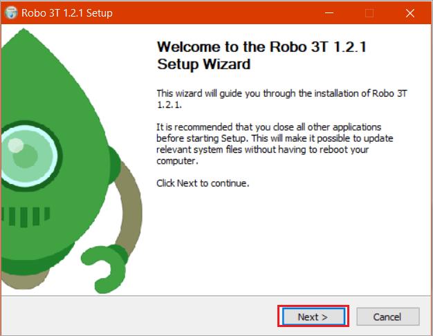 Download Robo 3t