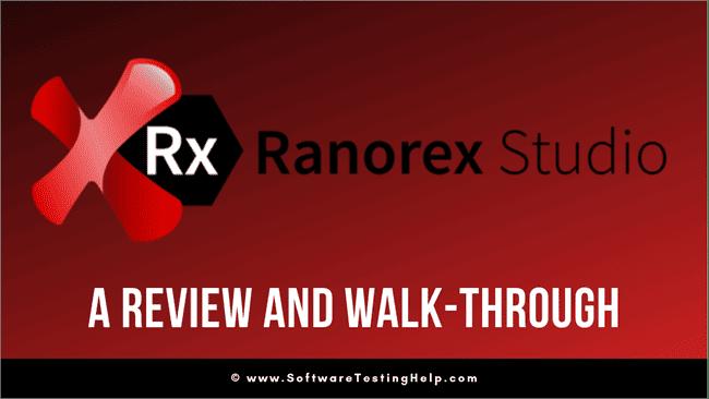 Ranorex Studio