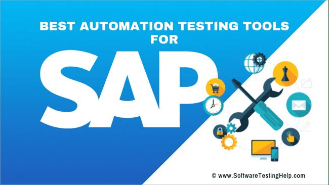 SAP AUTOMATION TESTING TOOLS