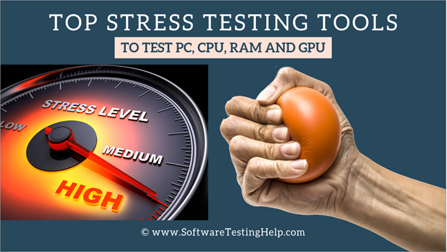 18 Top Computer Stress Test Software To Test Cpu Ram And Gpu