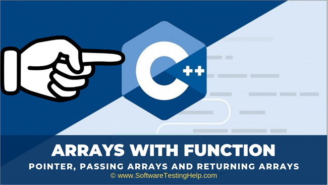 ARRAYS WITH FUNCTION