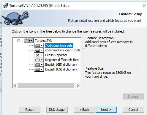 Additional Icon Sets