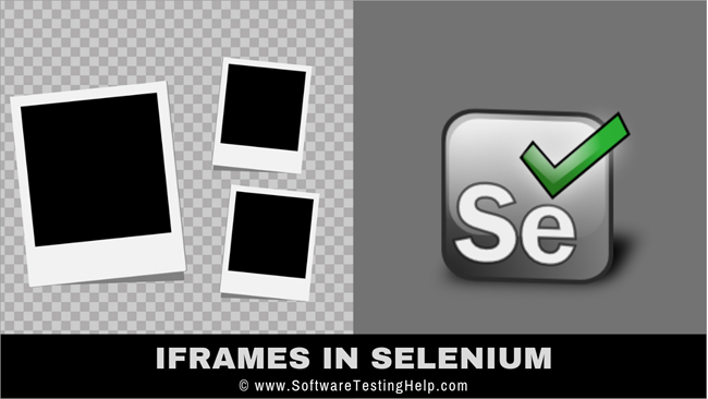 Selenium Handling iFrames
