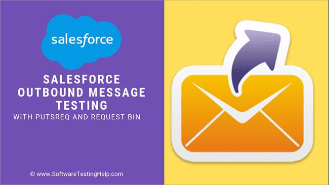 Salesforce Outbound message