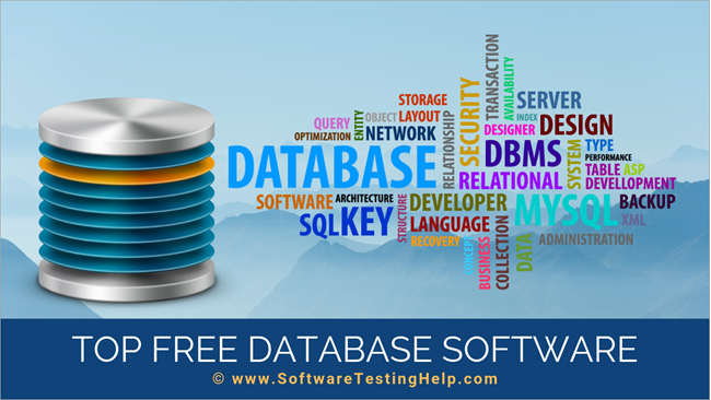 TOP FREE DATABASE SOFTWARE