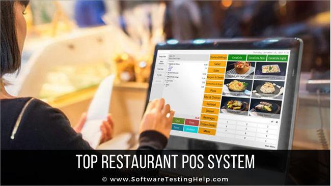 TOP RESTAURANT POS SYSTEM
