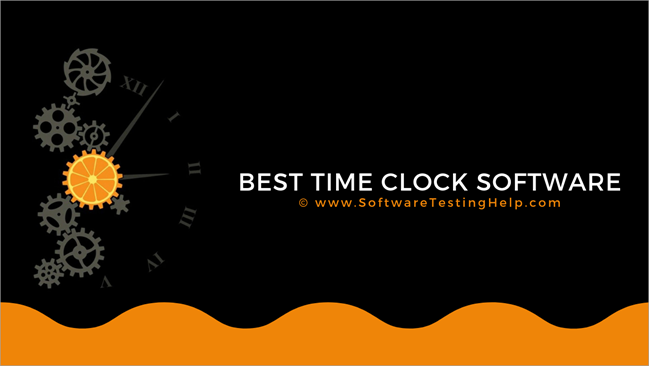 Best free Time Clock Software