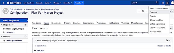 Atlassian Bamboo Tutorial: Java Web App Deployment with
