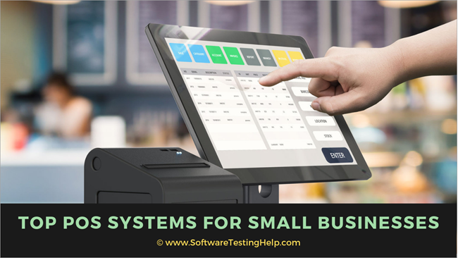 pos systems for small business