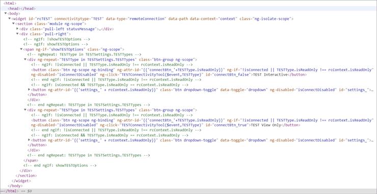 Revers Look up code