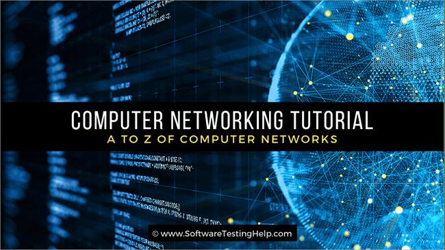 COMPUTER NETWORKING TUTORIAL (1)