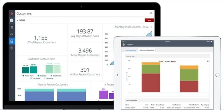 Customer Analytics with LightSpeed POS
