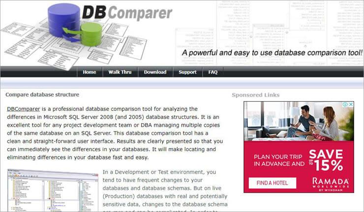 DB comparer