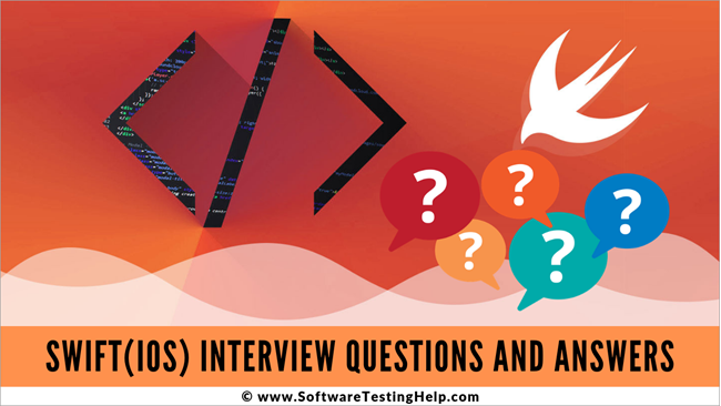 Top 50 Swift Interview Questions Swift Ios Interview