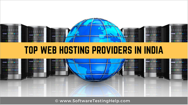 Web Hosting Providers in India
