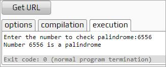 Recursion - Palindrome