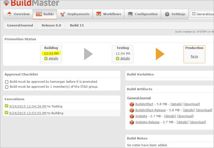 BuildMaster