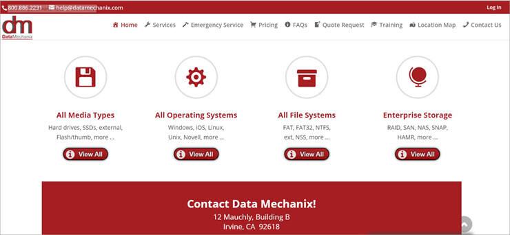 Data Mechanix