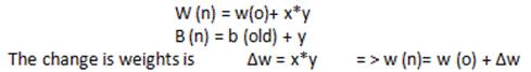 Algorithm for Hebbian learning
