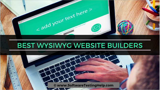 Top 11 Best Wysiwyg Web Builder For Professional Quality Websites