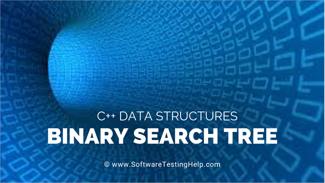 Binary Search Tree in C++