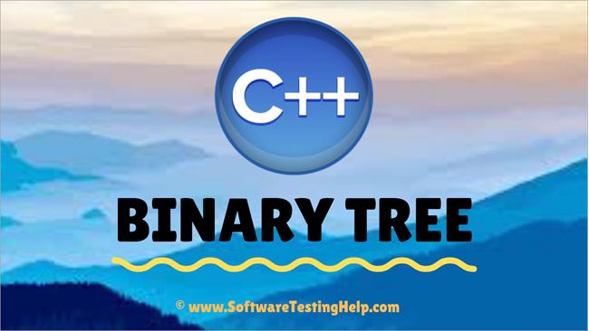 Binary Tree in C++
