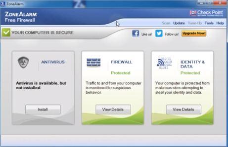 Top 10 Best Free Firewall Software For Windows 2020 List