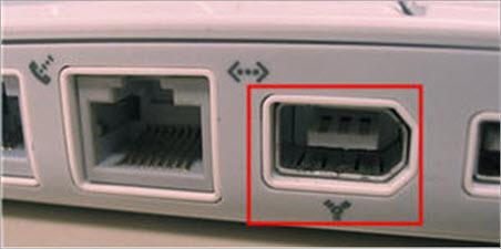 Firewire Ports