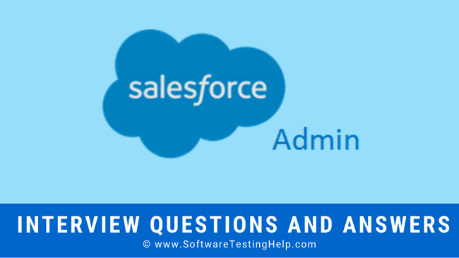 Salesforce Admin
