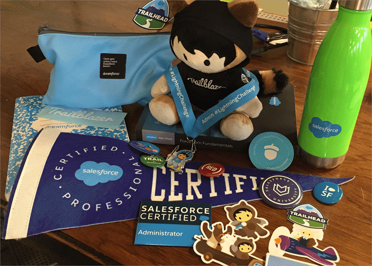 Salesforce Gifts