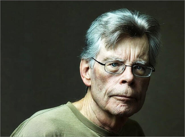 Image result for Does Stephen King read his own books?