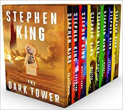 The Dark Tower – 8 Book Series