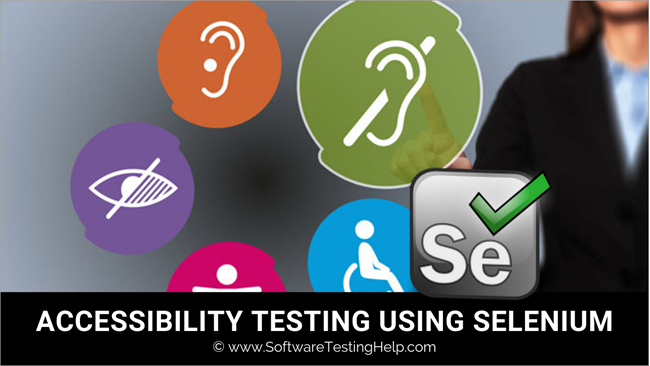 Accessibility Testing Using Selenium
