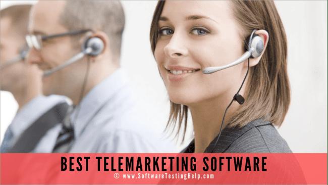 Best Telemarketing Software