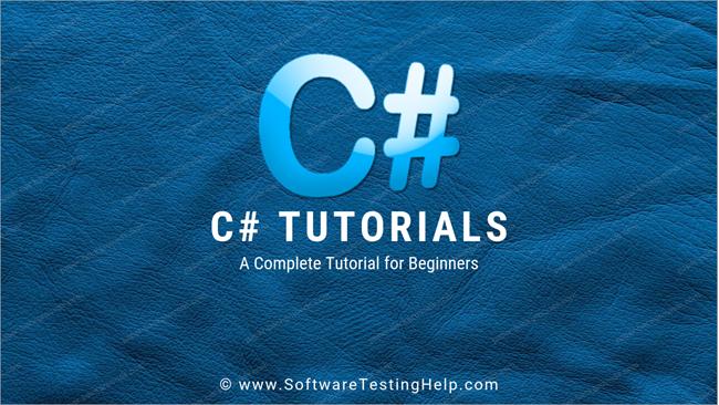 C# Tutorials