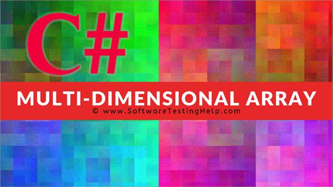 C# MultiDimensional arrays