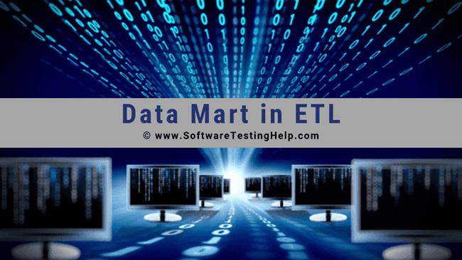 Data Mart in ETL