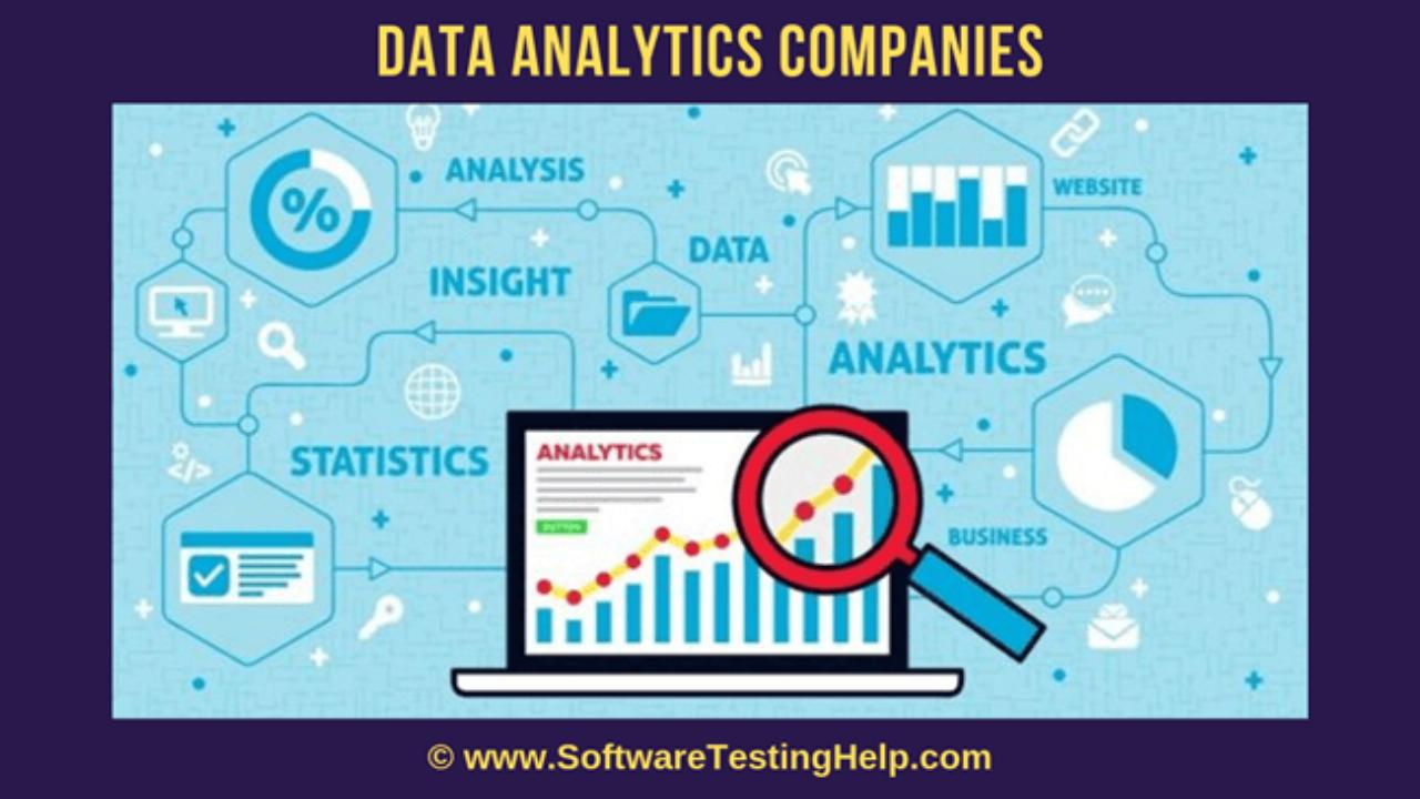 Top 7 Best Data Analytics Companies In 2020 Updated 2020 List