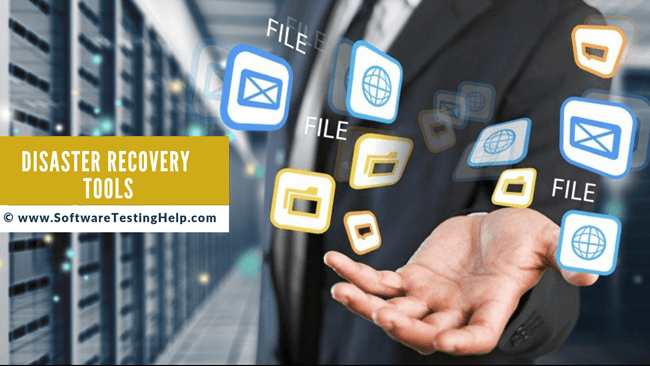 Disaster Recovery Services And Tools